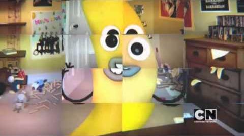 Banana Dance - Elmore Stream The Amazing World Of Gumball