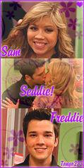 Seddie love forever