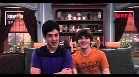 Drake and Josh Funny Moments Season 4