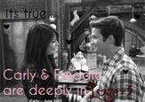 Its True...Carly and Freddie are deeply in love