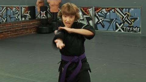 Disney Star & Martial Arts Expert Jake Short in this Extracurriculars