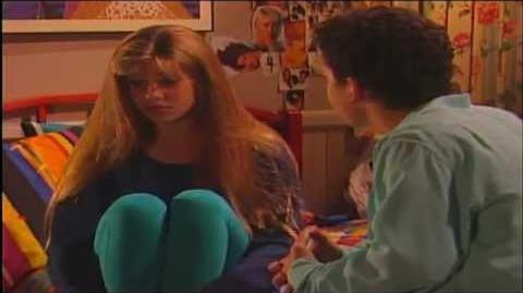 Boy Meets World - Topanga say I love you to Cory