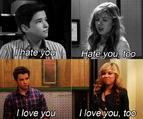 Parallels.hate.love