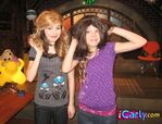 Carly and sam's wig