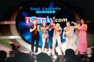 Icarly awardsss