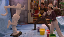 Sparly Spencer Carly Splatter Man iLJ