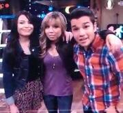 Sam, Freddie and Carly