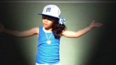5 year old rapping!!! (Hunt Them Down)BABY KAELY,... willow smith, justin bieber, selena gomez