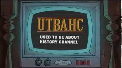 Gravity Falls Used To Be About History Channel