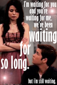 I'm Still Waiting, by CreddieCupcake