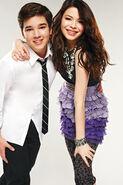 ICarly (Season 3) - Miranda and Nathan