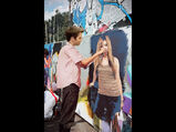 Freddie wall painting Sam