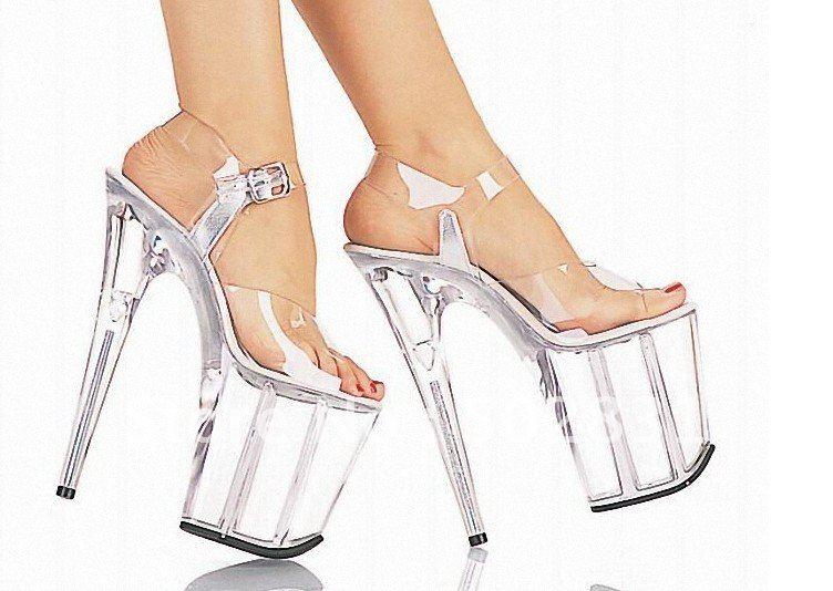 Sexy wedding heels