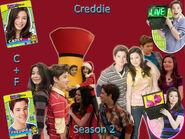 Creddie Season 2