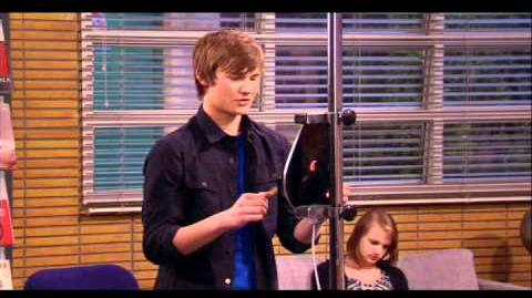 ICarly Sam and Brad Bam