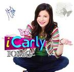 MC - iCarly; iOMG Autographed Title Card