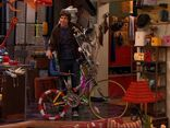 Spencer's Homemade Bicycle