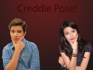 Creddie Pose!