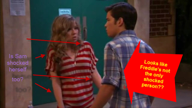 What happened to sam and freddie dating on icarly