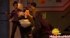 Freddie mop duel slash dance off
