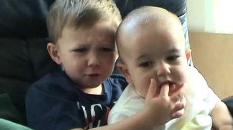Charlie bit my finger - again !
