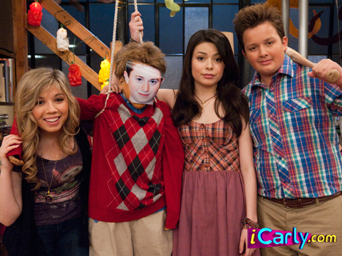 With the fake nevel