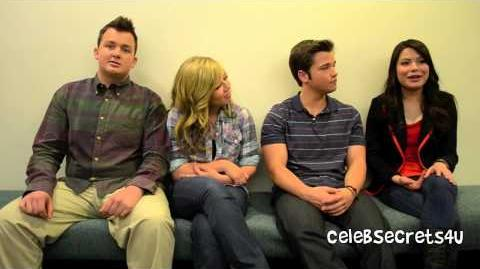 "ICarly Cast ""iShock America"" Interview feat"