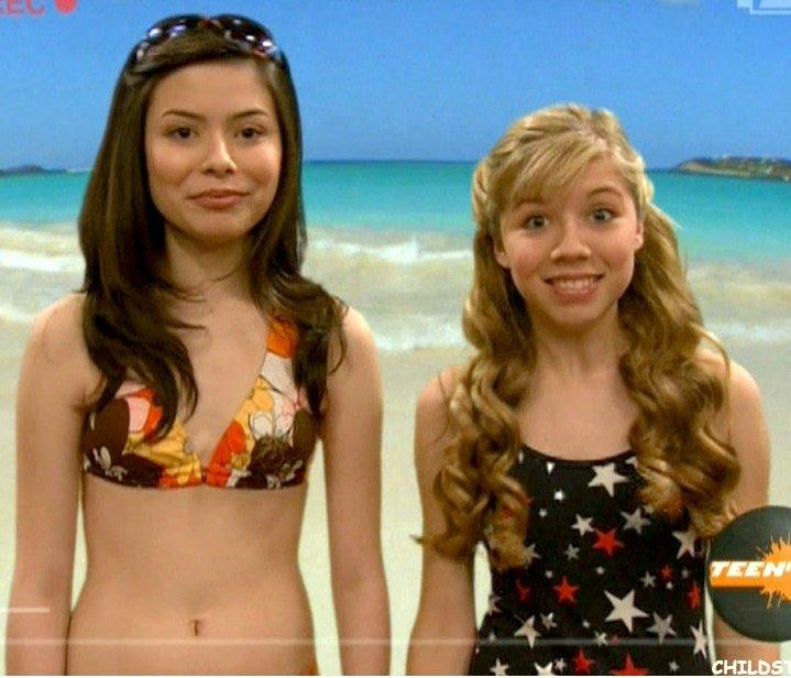 Icarly girls bikini free pron videos