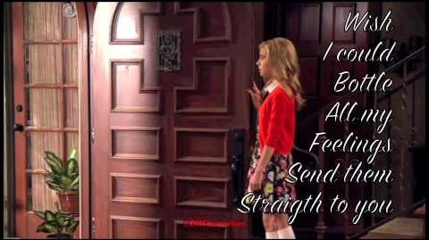 G Hannelius - Stay Away (With lyrics) - Wavery - fan made lyric video - New single by G Hannelius