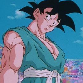 Goku Seconda Serie