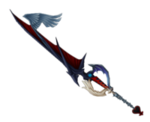 Keyblade di Riku