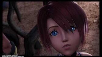 Kingdom Hearts 1 Ending Cutscene HD