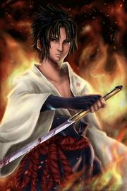 Sasuke Adulto