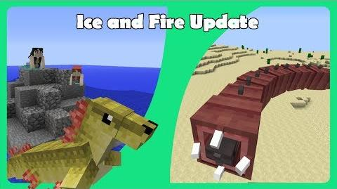 Ice and Fire UPDATE!!! Death Worm! Siren! Hippocampus!