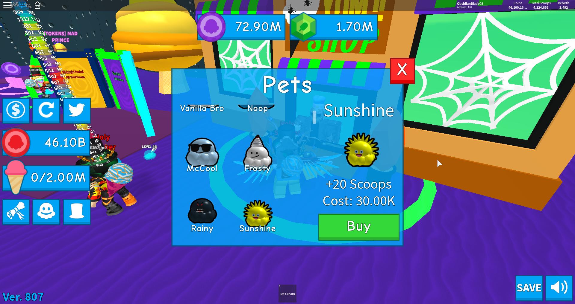 ice unboxing simulator codes wiki