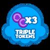 Triple Tokens