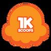 1000 Scoops