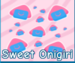 Sweet onigiri