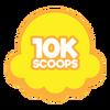 10000 Scoops