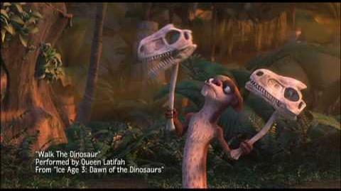 Ice Age 3 - Walk the Dinosaur