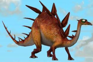 Game Kentrosaur