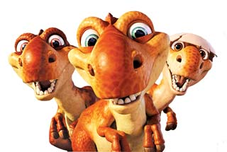 Ice Age 3 Dawn Of The Dinosaurs Which Kid Is Cutest