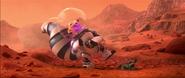 Scrat on Mars