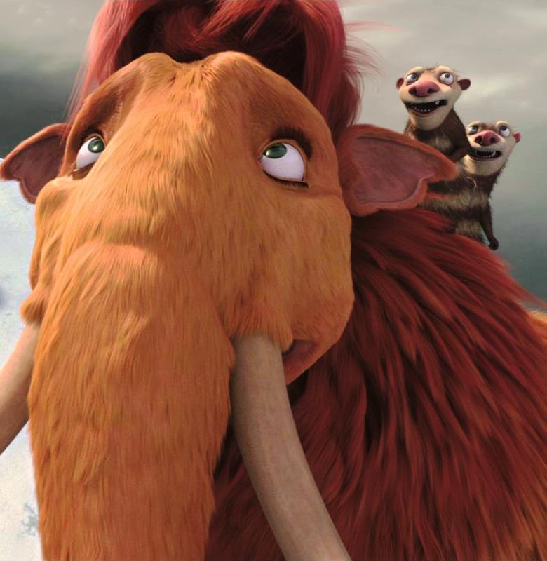 Персонажи всех ледниковых периодов картинки из фильма кто я с джеки чаном