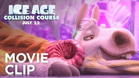"Ice Age Collision Course ""Shangri Llama"" Clip HD FOX Family"