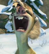Sid vs Scrat