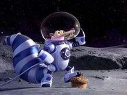 Scrat in space