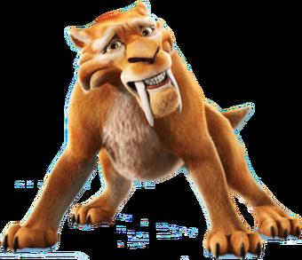 Diego Ice Age Wiki Fandom