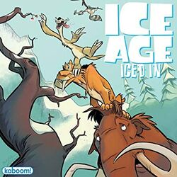 Ice Age Iced In Book Cover