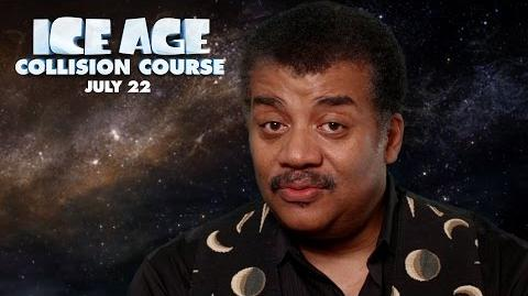 Ice Age Collision Course Neil deGrasse Tyson's Cold Hard Facts HD FOX Family